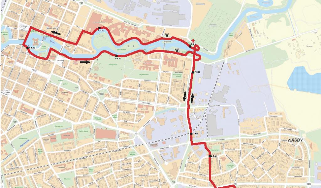 Banskiss 10 km